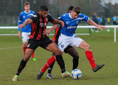Portsmouth Reserves Vs AFC Bournemouth Reserves (Jordan H Photography) Tags: canon football soccer south sigma portsmouth third division bournemouth 70200 development f28 league reserves afc pompey 1100d