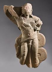 The Hindu God Balarama LACMA M.73.4.7 (1 of 2) (Fæ) Tags: ca losangeles unitedstates balarama wikimediacommons photographersoliver departmentsouthandsoutheastasianart imagesfromlacmauploadedbyfæ sculpturesfromindiainthelosangelescountymuseumofart