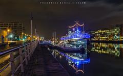 MV Cill Airne , The Boat ,Liffey River , Dublin (Frederick Bancale) Tags: ireland dublin restaurant landscapes boat riverliffey liffeyriver mvcillairne