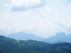 Sri Lanka seen from the highlands!