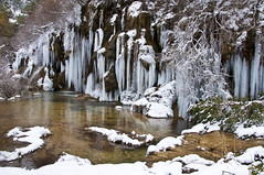 RO CUERVO 1 (DDANNI HR) Tags: rio agua paisaje turismo hielo cuenca turista rocuervo