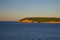 Croatia - Adriatic Sea (Herculeus.) Tags: sea oct shoreline croatia dubrovnik goldenhour adriaticsea 5photosaday