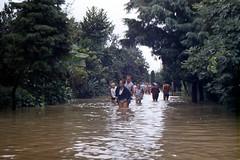 .    . 1967-1971 .(?) (Foto Svetlana) Tags: water flooding russia adler soviet sovietunion scannedslide sochi