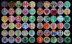 14. 1. 2015: 60 Ink Blots, most made by Lotti (5 years old), some in collaboration, a few by me. ~ 1 runder Block 6 x 10 = 3 x 20 = 2 x 30 = 60 Klecksographien Lotti, Ingrid not Rorschach - Spiegel Mirror - Pareidolia No Miracle No Oracle (hedbavny) Tags: vienna wien test man game girl pen ink butterfly austria mirror sterreich kid child spiegel bat performance dream rorschach kind workshop imagination mann blob fold write draw inkblot testbild copy psychiatrie tinte mdchen instruction happening aktion cooperation schmetterling tropfen pipette zusammenarbeit lotti fledermaus schreiben anleitung klecks blot workingroom traum werkstatt feder symmetrie psychologie zeichnen falten inkbottle tusche lottchen aktionismus diagnostik actionism pareidolie hermannrorschach halbieren faltbild abklatsch klecksbild tintenklecksbild tintenflasche hedbavny ingridhedbavny klecksographie klecksography formdeuten