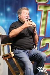 William Shatner (TrekRadio) Tags: startrek captainkirk williamshatner startreklasvegas stlv trekradio