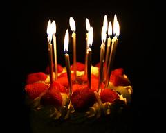 Happy Birthday (PhotosbyDi) Tags: birthday love cake candles celebration birthdaycake greetings nikond600 nikonf282470mmlens