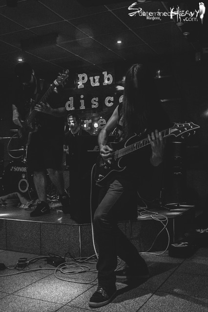 A BLACKENED SIGHT + RIVER CROW - Puertollano (Ciudad Real) - 23/04/2016