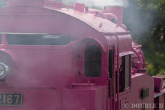 Pink SL at Wakasa Railway (49) (double-h) Tags: sl tottori jnr steamlocomotive c12   eos6d   pinksl wakasarailway  c12 ef100400mmf4556lisiiusm c12167 wakasastation classc12 c12 sl