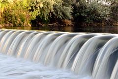 2013-05-22 19-24-44 (Sergey Ryazantsev) Tags: park summer water landscape utah dam      jordanriverparkway