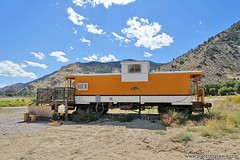 Nice Caboose Full article here: http://www.placesthatwere.com/2016/05/train-graveyard-of-big-rock-candy.html #abandoned #abandonedplaces #Utah #traingraveyard #AbandonedUtah #abandonedtrains #sevierutah #sevier #bigrockcandymountain #candymountain #urbane (placesthatwere) Tags: abandoned urbanexploration ghosttowns urbex rurex abandonedplaces forgottenplaces urbandecay decay beautifuldecay