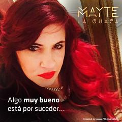 ALGO MUY BUENO ESTA POR SUCEDER!! (MayteLaGuapa) Tags: en amigos del radio de la reina foto tan like el que es guapa por con bueno nos eso quin est qu personaje ser mayte acompa patrocinada sorprender instagram love mexico wine colombia fitness miamibeach media soul puertorico entertainment artistas musica radio healthylife restaurants latinmusictvradiord sarasotooneidolyadixcmfusion4mediamaytelaguapamusicmayteteamdjcondsrivera880 postquamusa traernos repblicadominicana republicadominicana dominicanrepublic dalehumorparty estrellas amigos radiousa buenavida alegra disfrutar sunglases likemlgoficial
