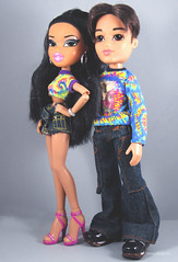 You Drive Me Crazy (PancakeBoss) Tags: girls hot asian dolls shots body tan tie style boyz full jade smokey heels looks forever dye mga cade bratz godess 2000s diamondz