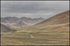 long way to home (alamond) Tags: road mountains canon landscape desert plateau 7d l usm tajikistan ef f4 1740 pamir mkii markii brane llens alamond zalar