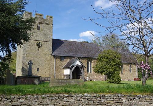 St Michael's, Onibury