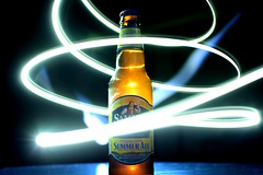Day Two Hundred Forty Six (fotoJared) Tags: light summer beer june boston painting nikon long exposure ale 365 strobist 365project fotojared