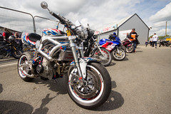 RRR16-DS-7558 (Santa Pod Raceway) Tags: show santa street bike sport rock race drag back pod chopper shine ride fast racing motorbike motorcycle heroes fest raceway moton