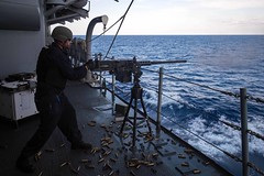 160514-N-EH218-005 (U.S. Pacific Fleet) Tags: ocean usa pacific mob pacificocean cruiser underway deployment 2016 ussmobilebay cg53 7thfleet