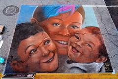 Henry Darnell at 2015 Houston Via Colori (Lim Ph Nhm) Tags: street chalk houston streetpainting chalkpainting viacolori houstonviacolori limphnhm henrydarnell