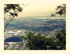 Maracan -  Rio de Janeiro (o.dirce) Tags: city cidade brasil riodejaneiro floresta maracan odirce