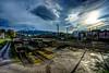 DSC01226_7_8_fused (photobillyli) Tags: luzern switzerland 瑞士 europe 歐洲 琉森 lucerne chapelbridge kapellbrucke 卡佩爾教堂橋 羅伊斯河 riverreuss 水塔 watertower