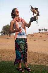 Falconry in the Emiraat Ras Al Khaimah (Rita Willaert) Tags: al asia elise khaimah ras ae rasalkhaimah azi valk woestijn verenigde arabische verenigdearabischeemiraten valkerij emiraat emiratenfalconry verenigdearabischeemiratenfalconry emiraatrasalkhaimah