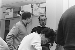 1992-12-Bourgoin-Bascule Ariane-Francoise Minot-Jouve;Chaperon_[110-1200] (jacquesdazy) Tags: chaperon bourgoin 199212 pc110 basculeariane franoiseminotjouve