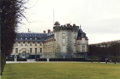 1996-11-Rambouillet-;Chateau_[S5-075] (jacquesdazy) Tags: rambouillet