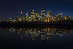 Sydney Skyline (Michael Waterhouse Photography) Tags: