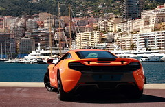 MC (D.N. Photography) Tags: auto cars car port marina canon boats eos boat spider marine automobile harbour yacht automotive monaco exotic mclaren transportation 7d carlo monte yachts supercar automobiles exotics supercars 650s worldcars