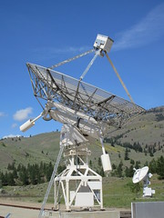 Pointed (jamica1) Tags: canada radio bc okanagan columbia observatory research national council british nrc dominion astrophysical drao