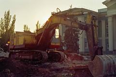 (Nyton) Tags: sunset summer photo outdoor ukraine structure zenit loader