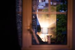 9/100 (annahenrys) Tags: light london window night evening indoors