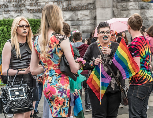 PRIDE PARADE AND FESTIVAL [DUBLIN 2016]-118022
