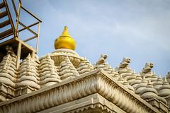 Jain Derasar (vishalmaru) Tags: gujrat gujarat india jamnagar sika sikka gujrati village life rural ruralindia temple