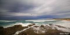 0S1A8082-Pano (Steve Daggar) Tags: lighthouse seascape storm surf waves moody dramatic wave australia coastline norahhead soldiersbeach