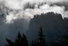 Pterodactyl Habitat? (maytag97) Tags: maytag97 cliff dramatic contrast bluff shadow fog filteredlight nikon d750