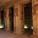 Ägypten 1999 (111) Im Kleinen Tempel von Abu Simbel