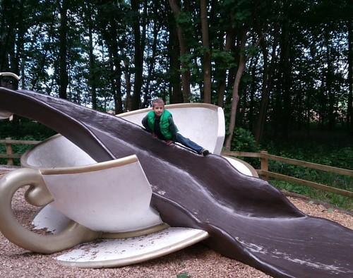 #teacup #park