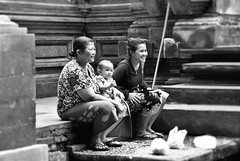 Generations (Mango*Photography) Tags: pictures street people bali white black water indonesia temple photography bath photographer expression images holy wash strong emotional tirta empul powerful giulia bergonzoni