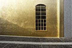 fondazione prada - milano (al_st) Tags: milan art window architecture milano exhibition remkoolhaas oma prada rem koolhaas fondazioneprada gorld