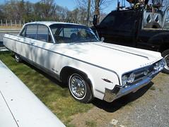 1964 Oldsmobile Ninety Eight Holiday (splattergraphics) Tags: 98 carlisle carshow olds 1964 oldsmobile carlislepa ninetyeight olds98 springcarlisle
