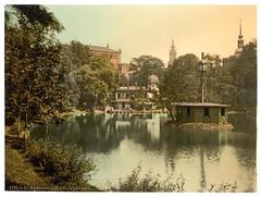 00945u (DenjaChe) Tags: dresden sachsen 1900 postcards 1900s postkarten ansichtskarten
