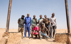 Agadez - Training (UN Migration Agency (IOM)) Tags: amanda niger training for center international transit migration organization nero integration iom sahel agadez oim worshop