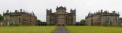 The way to the hall (WISEBUYS21) Tags: delaval family seaton hall panorama north tyneside national trust derelict stately home wisebuys21 mansion near newcastleupontyne whitleybay stmaryslighthousewhitleybay knight grass green sprawling landscape newcastle upon tyne
