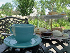 Tea at the Cotswold Cottage (Maia C) Tags: food cup tea greenfieldvillage maiac hfmgv sonydschx1