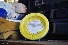 Como pasa el tiempo (spawn5555) Tags: clock home casa nikon time cotidiano reloj objeto tiempo d3000