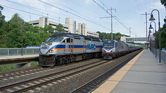 Amtrak603PassBaltimoreMD6-20-16 (railohio) Tags: marc amtrak trains baltimore maryland 062016 j3 station acs64 mp36ph3c northeastregional bwithurgoodmarshallairport meet