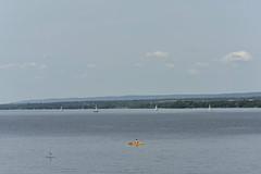 sunburn D821215 (2) (southfacing) Tags: kayak water horizon sailboat paddle britanniabay gatineau hills wherethehelldthatfishcomefrom