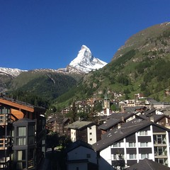 Another beautiful #Zermatt morning (Thomson Lakes) Tags: zermatt