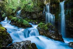 Silky waterfall (kitty van gemert) Tags: longexposure nature water waterfall silky silkylook canoneos6d kittyvangemert